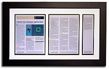 Framed Articles