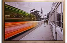 Canvas Stretch & Floater Frame