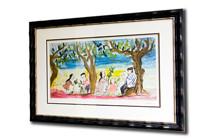 Framed Religious Prints